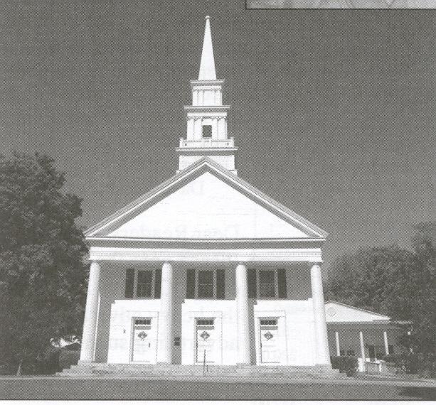 Hampton Congregational Church, Hampton, CT