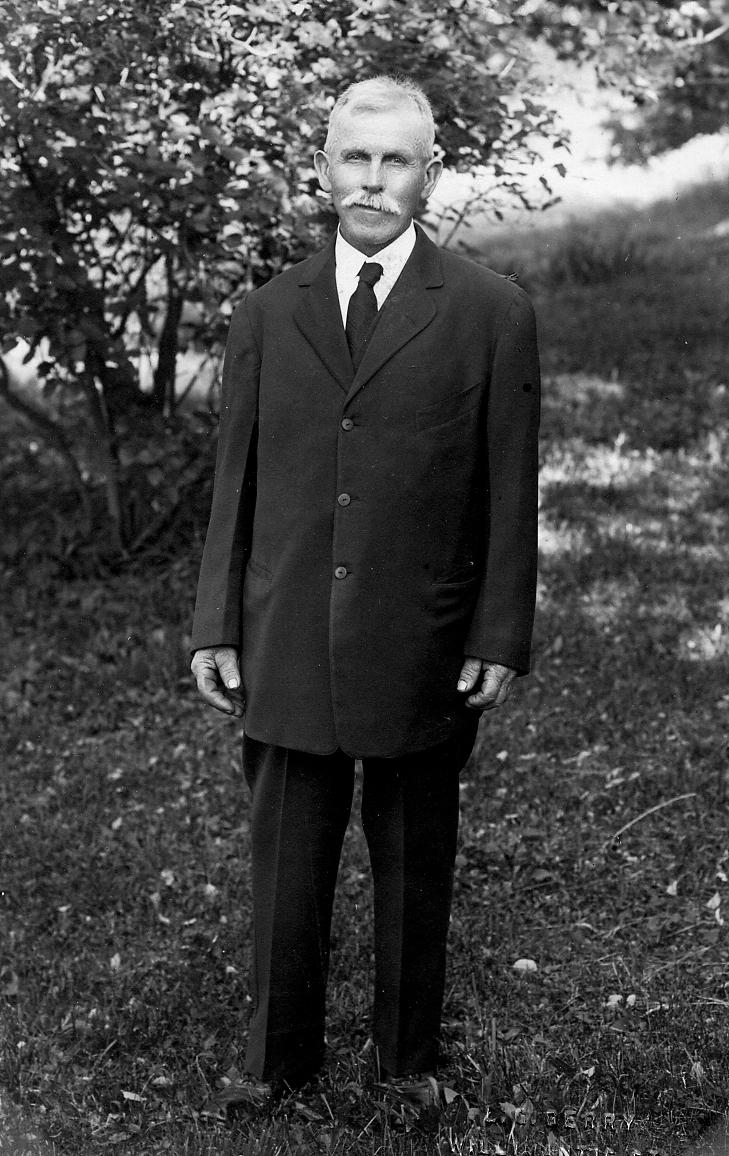 Austin Eugene Pearl, 1851-1927