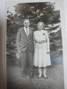 William Austin and Elizabeth (McDuffee Fero) Pearl