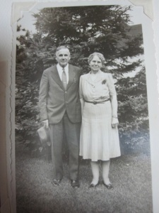 William Austin and Elizabeth (McDuffee Fero) Pearl